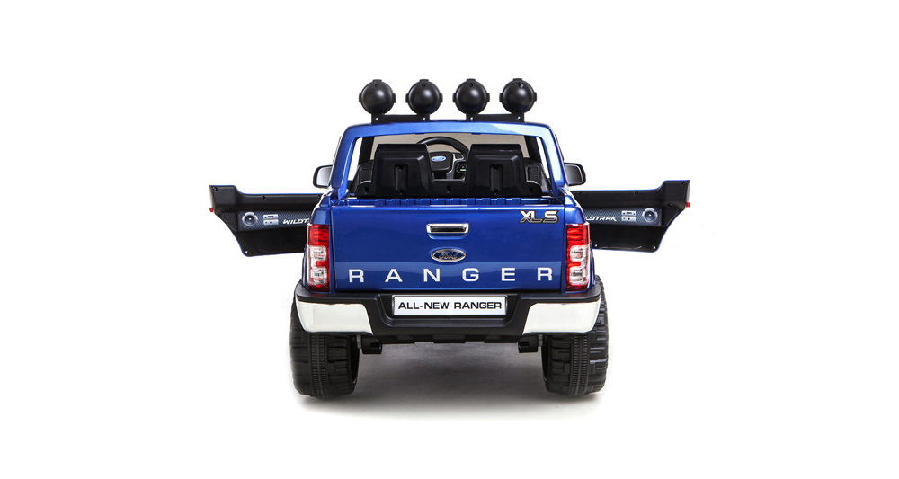 FORD RANGER LICENSED WILD TRACK 12V KIDS RIDE ON JEEP REMOTE CONTROL CAR / CARS | eBay  sc 1 st  eBay & FORD RANGER LICENSED WILD TRACK 12V KIDS RIDE ON JEEP REMOTE ... markmcfarlin.com